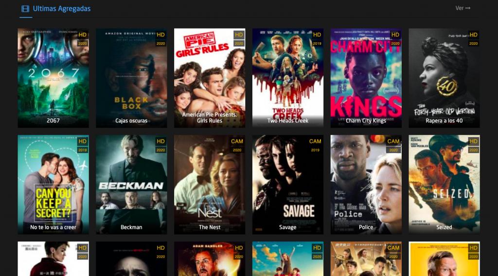 5 Páginas Para Ver Películas Gratis En Español Sin Registrarse En El 2021 Codigonews